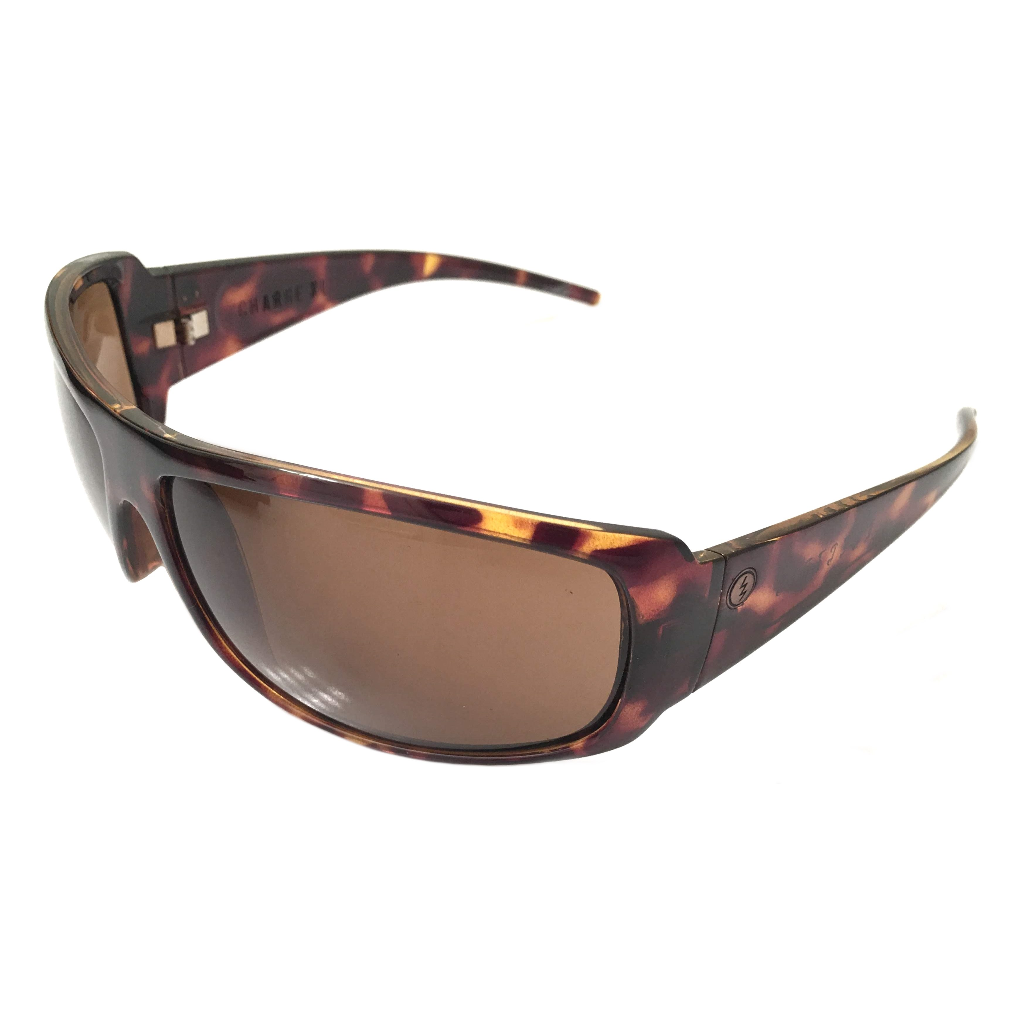 Electric Visual Charge Xl Sunglasses Tortoise Shell