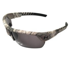 Under Armour Igniter 2.0 Sunglasses UA Camo Realtree - Gray ANSI Z87.1
