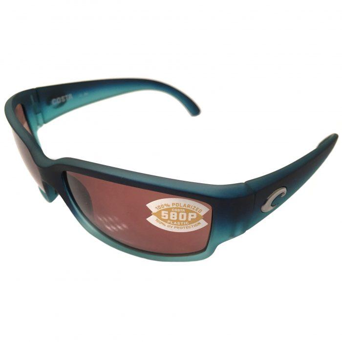 Costa Del Mar Caballito Sunglasses - Matte Caribbean Fade POLARIZED Copper 580P