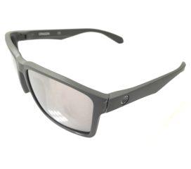 Dragon Alliance DR Method Sunglasses - Matte Gray Frame - Silver Ion Lens
