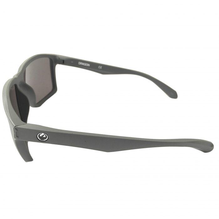 Dragon Alliance Dr Method Sunglasses - Matte Grey - Silver Ion Lens