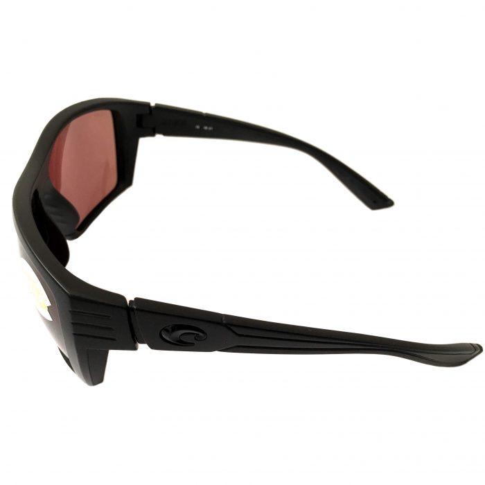 Costa Del Mar Hamlin Sunglasses - Blackout Frame - POLARIZED Copper 580P
