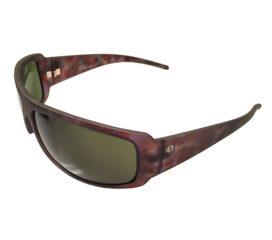 Electric Visual Charge XL Sunglasses - Mason Tiger Frame  - Melanin Grey Lens EE10454620
