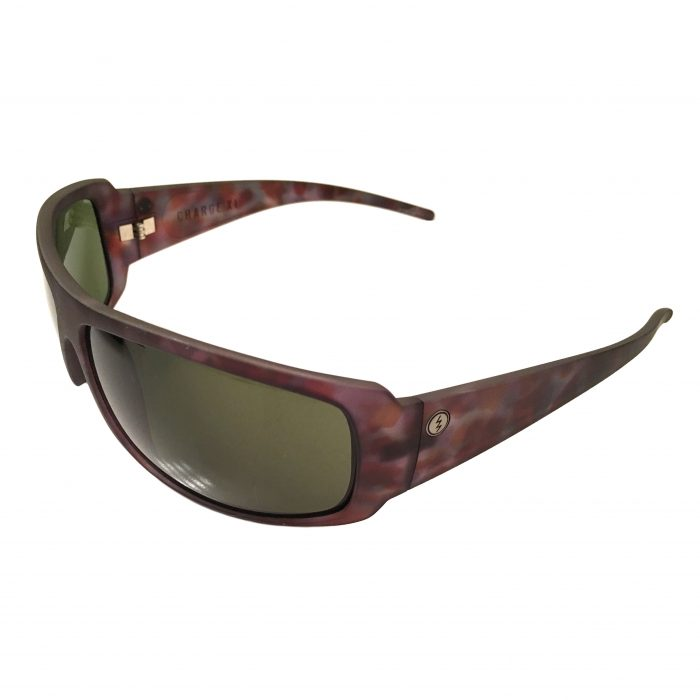 Electric Visual Charge XL Sunglasses - Mason Tiger Grey - Melanin Grey EE10454620