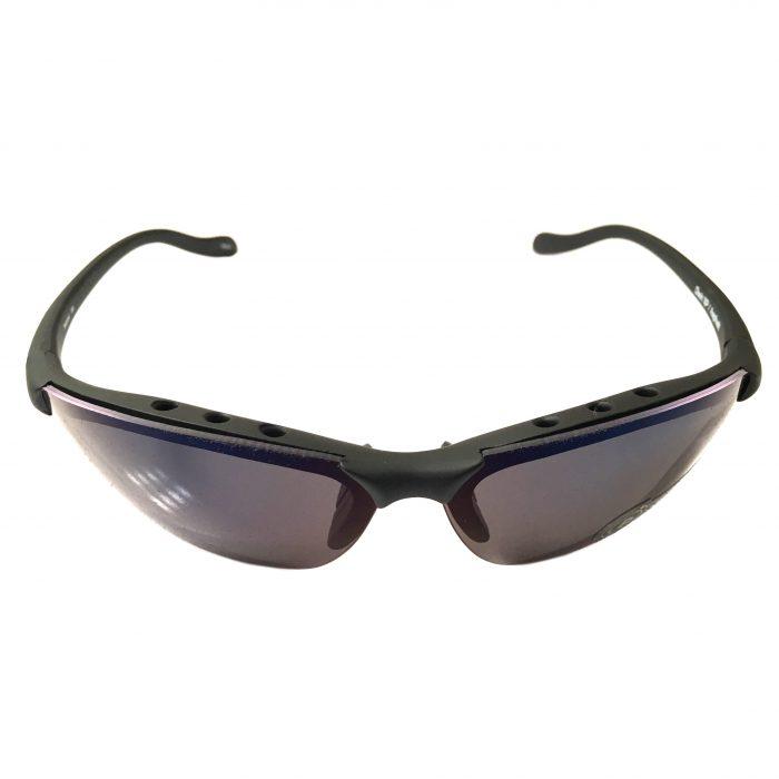 Native Eyewear Dash XP Sunglasses XTRA Lens Matte Black POLARIZED Blue Reflex