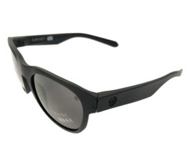 Dragon Alliance Subflect H20 Floatable Sunglasses - Matte Black - Polarized Smoke