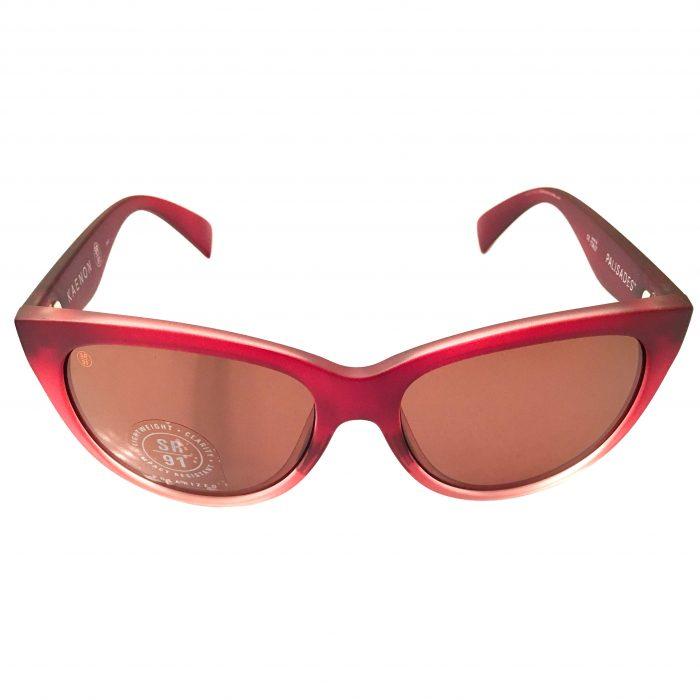 Kaenon Palisades Sunglasses - Cayenne Red w/ Gold POLARIZED Copper C120