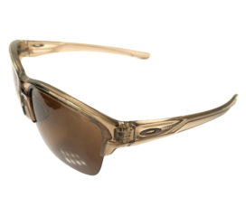 Oakley Thinlink Sunglasses - Sepia Frame - Dark Bronze Lens OO9316-02