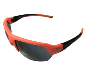 Smith Tempo Sunglasses - Matte Sunburst Frame - Sun Black + XTRA Rose Lens