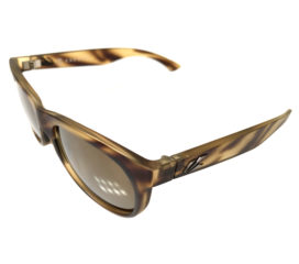 Kaenon Stinson Sunglasses - Driftwood Tortoise Frame - Polarized Brown Lens