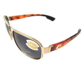 Costa Del Mar Conch Sunglasses - Rose Gold POLARIZED Gray 580P