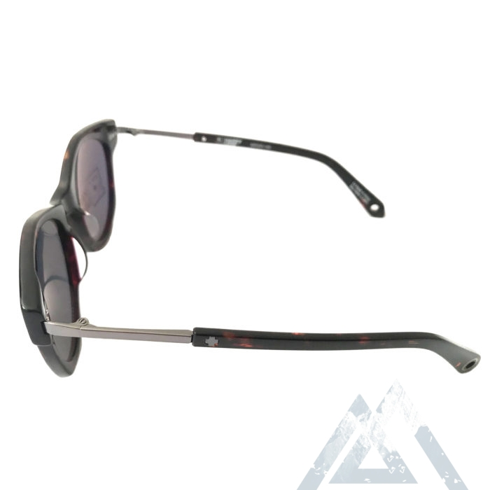 Spy Optic Mulholland Sunglasses - Dark Tortoise - Happy Lens Grey Green