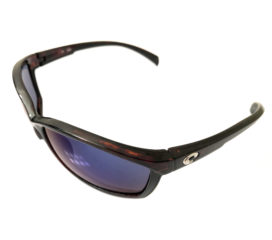 Costa Del Mar Manta Sunglasses - Tortoise POLARIZED Blue Mirror 580P