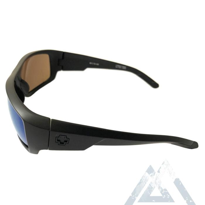 Spy Optic Admiral Sunglasses - Matte Black - Bronze w/ Blue Spectra