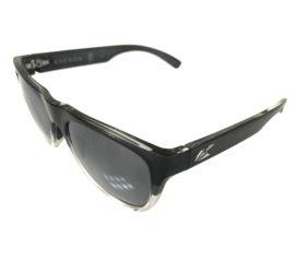 Kaenon Moonstone Sunglasses - Greys Nickel Frame Polarized Gray G12M Mirror Lens