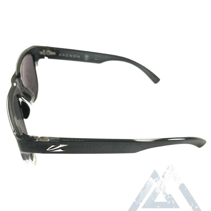 NEW Kaenon Moonstone Sunglasses - Greys Nickel POLARIZED Gray G12M