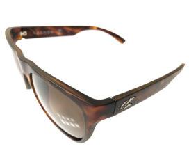 Kaenon Moonstone Sunglasses - Matte Tortoise Frame - Polarized Brown B120 Lens