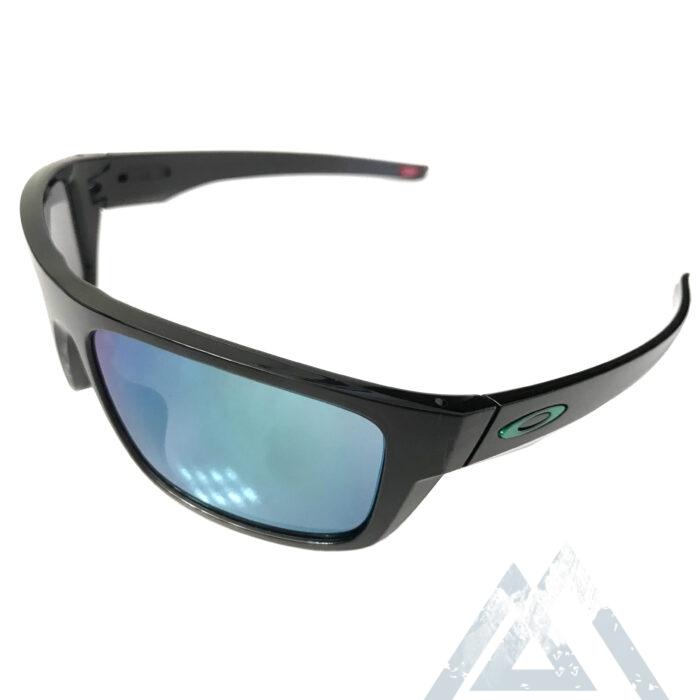Oakley Drop Point Sunglasses - Black Ink - Jade Iridium Lens OO9367-0460