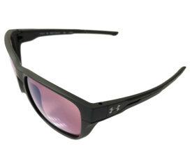 Under Armour Pulse Sunglasses UA - Satin Black Frame - Golf Tuned Lenses