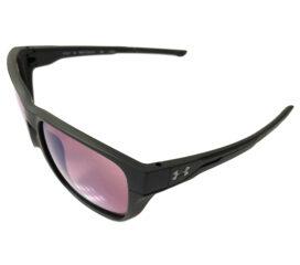 Under Armour Pulse Sunglasses UA - Satin Black Frame - Golf Tuned Lenses