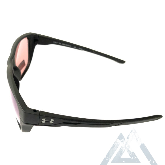 Under Armour Pulse Sunglasses UA - Satin Black Frame - Golf Tuned Lens