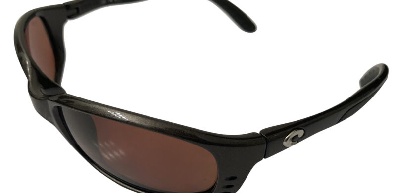 Costa Del Mar Brine Sunglasses - Gunmetal POLARIZED Copper 580P