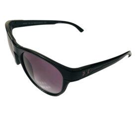 Under Armour Glimpse RL Sunglasses UA - Gloss Black Frame - Gray Gradient Lens