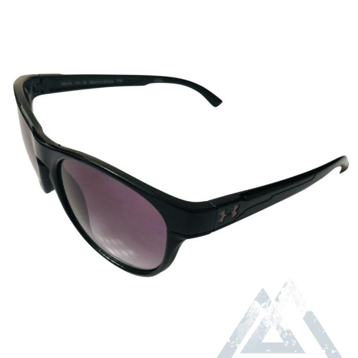 Under Armour Glimpse RL Sunglasses UA - Gloss Black - Gray Gradient