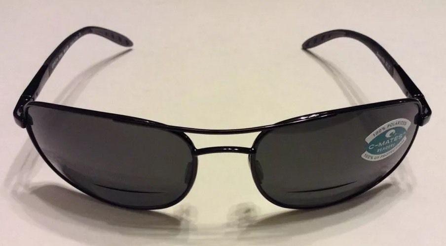 54f9889e19254 Costa Del Mar Pescador Sunglasses - Polarized C-mates Bifocal Lenses ...