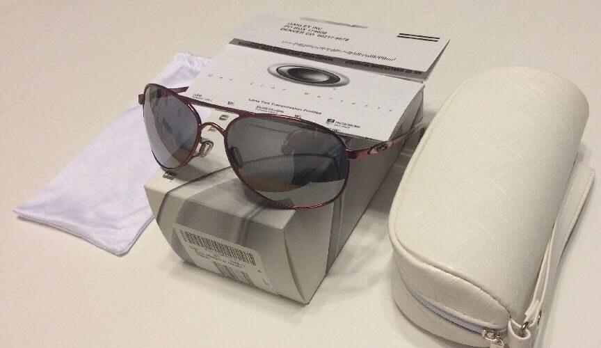 oakley sunglasses us  new oakley given sunglasses purple hibiscus chrome iridium