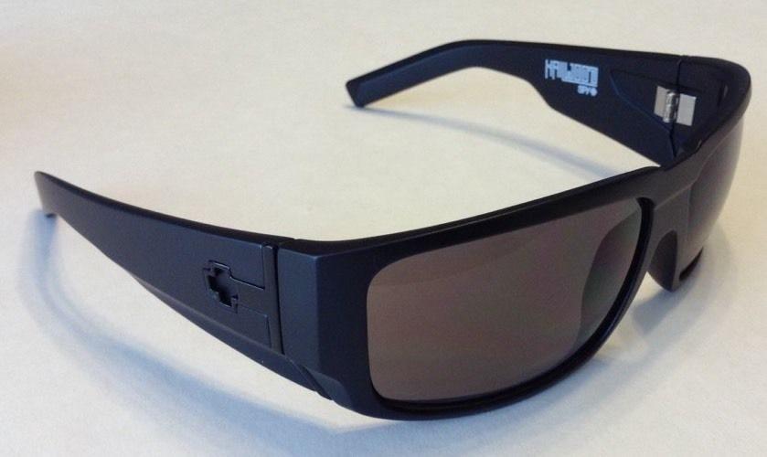 7ed1d19592 Spy Optic Hailwood – Matte Black Frame – Grey Lens – 671063374129 ...