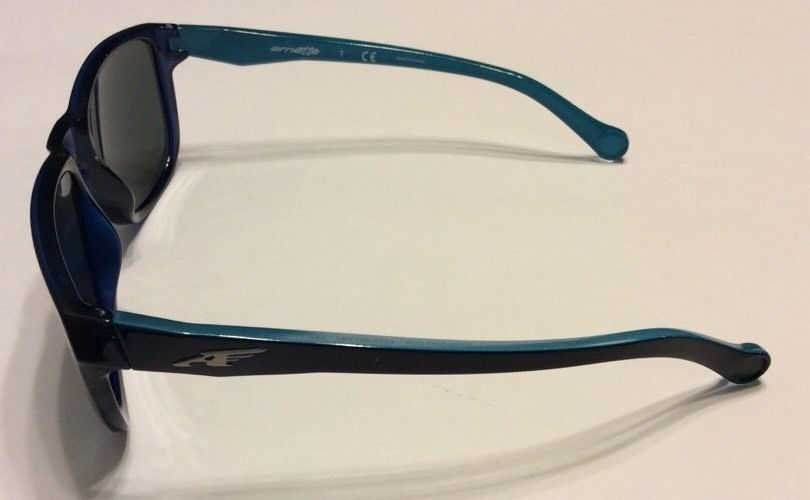 ce77492f97 Arnette Straight Cut – Dark Blue – Sky Blue Grey – AN4214-03 ...