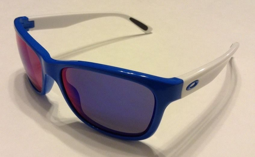 blue and white oakleys xqcd  blue and white oakleys