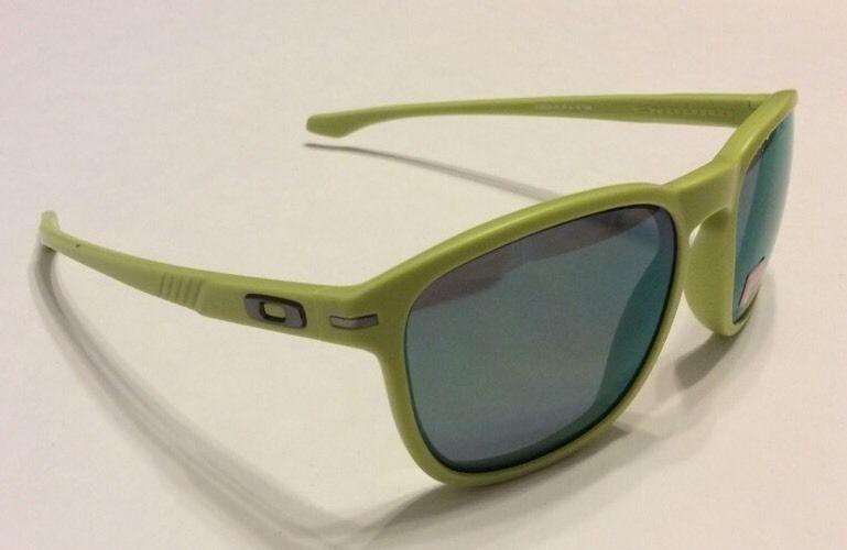83604be5b8 Oakley Enduro – Fern Green – Jade Iridium Polarized – OO9223-18 ...