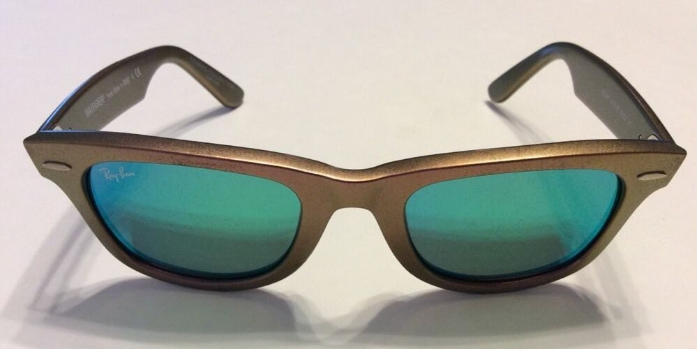 aaa30cc6537 Ray-Ban Wayfarer Sunglasses – Jupiter Cosmo Pink – Green Flash ...