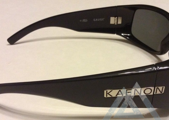 kaenon sunglasses qtj8  Kaenon Gauge  Black  Gray G12 Polarized Lens 008-01-G12