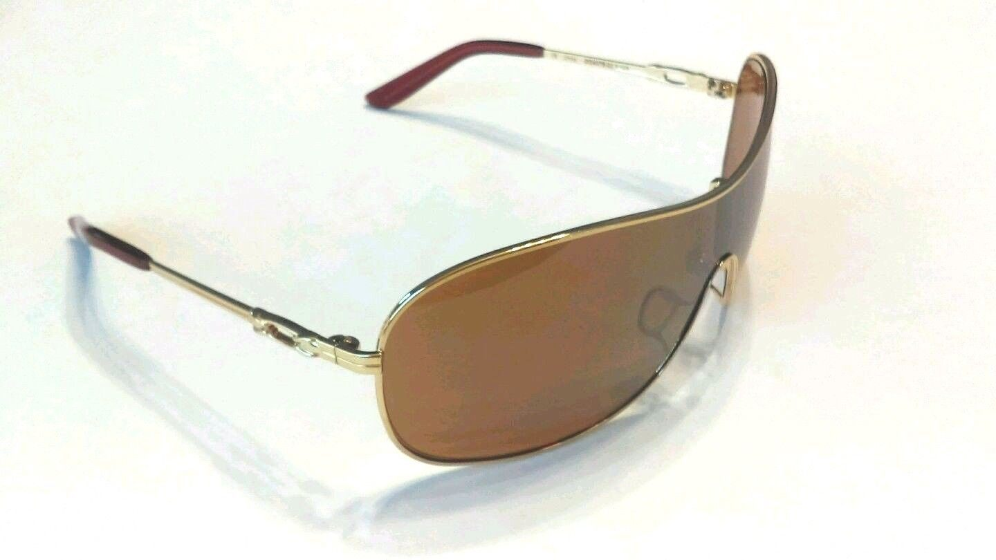 Oakley Collected Polished Gold Tungsten Iridium